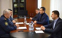 Э. Исаков: Надо выработать эффективные меры посоциальной реабилитации иадаптации заключенных, готовящихся косвобождению