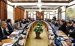 А. Кутепов: Результатом реализации национальных проектов должно стать улучшение жизни граждан