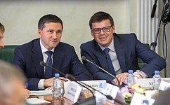 Подготовку к«правительственному часу» обсудили вКомитете СФ поаграрно-продовольственной политике иприродопользованию