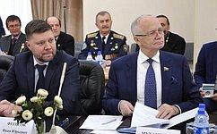 Ф.Мухаметшин: Интенсивность российско-узбекистанских межпарламентских контактов существенно возросла