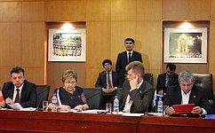 Г. Николаева: Выборы президента Таджикистана прошли без нарушений