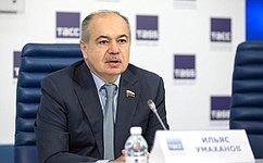 И. Умаханов: Межпарламентский союз– самая демократическая площадка для решения вопросов международной политики