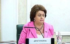 З.Драгункина: Закон опенсиях детям, неимеющим родителей, должен быть принят доНового года
