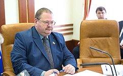 О. Мельниченко: Принятие правовых норм овозмещении убытков коренным малочисленным народам России– большой шаг вперед