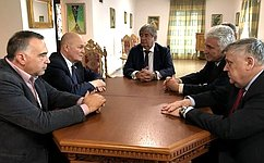 М. Щетинин: Мы благодарны Болгарии засохранение исторической памяти