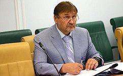 В. Лебедев: Охотникам дается право участвовать врегулировании численности охотничьих ресурсов