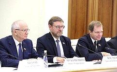 Самарская область активно сотрудничает сзарубежными партнерами вразличных сферах— К.Косачев