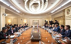 Valentina Matviyenko: Russia and Japan have built a good basis for interregional cooperation