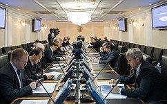 ВСФ обсудили вопросы правового регулирования закупки комплектующих всфере гособоронзаказа