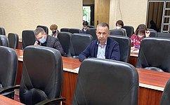 О. Алексеев: Системный подход при решении проблем дольщиков вСаратовской области дал положительный результат