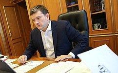 Н. Журавлев внес предложения в«дорожную карту» поразвитию финансовых инструментов ивенчурного финансирования