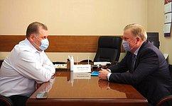 В. Наговицын взял наконтроль вопросы исполнения социальных обязательств бюджета Бурятии