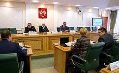 ВСовете Федерации обсудили вопросы субсидирования внутрирегиональных воздушных перевозок вКрасноярском крае