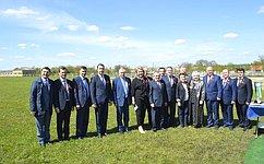 Сенаторы оценили подготовку рабочих кадров наКубани