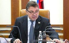 В.Тимченко провел встречу спредставителями молодежных организаций России иСловакии