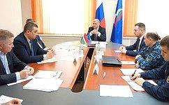 Нужно найти возможности для создания дополнительных рабочих мест вучреждениях УФСИН— Ю.Волков