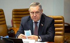 А. Ракитин подвел итоги традиционного математического турнира наприз сенатора Российской Федерации