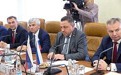 Состоялась встреча парламентариев России иСловакии