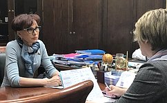 Т.Кусайко: Необходимо скорейшее получение вакцин для детей, выезжающих запределы Мурманской области