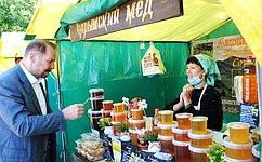 С. Белоусов: Профильный Комитет СФ продолжит активную работу покорректировке законодательства, касающегося развития пчеловодства