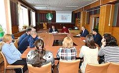 В. Полетаев: Благодаря усилиям сотрудников Алтайского заповедника удалось сохранить уникальные виды флоры ифауны