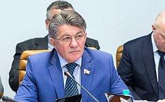 Парламентарии РФ иИрана могут взаимодействовать поширокому кругу вопросов— В.Озеров