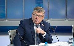 Важно, скакими нравственными установками молодежь станет проектировать будущее— В.Рязанский