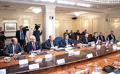 В. Матвиенко: Развитие иукрепление отношений сРоссией соответствует национальным интересам Словакии