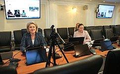 Совет Федерации уделяет особое внимание развитию гуманитарных связей напостсоветском пространстве, продвижению русского языка– Л.Гумерова