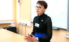 Т.Кусайко: Культура здорового питания должна закладываться удетей ссамого раннего возраста