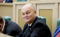 М.Щетинин принял участие вработе VIII Съезда Национального союза производителей молока