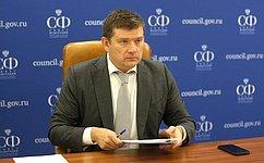 Н. Журавлев: Совет Федерации совместно сЦентробанком разрабатывает меры позапуску «поведенческой перезагрузки» нафинансовом рынке
