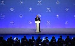 ВСанкт-Петербурге открылась 137-я Ассамблея Межпарламентского союза