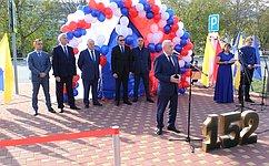 В. Бекетов: Участие вфедеральных икраевых программах делает жизнь кубанцев комфортнее