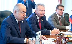 Россию иИран связывают исторические узы дружбы— И.Умаханов