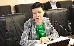 И. Рукавишникова: Внастоящее время цифровизация– одно изприоритетных направлений законодательной деятельности