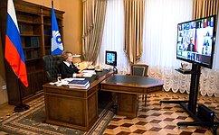 Деятельность Межпарламентской Ассамблеи СНГ всложный период непрерывно продолжалась– В.Матвиенко