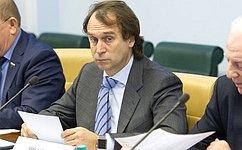 Экспертный совет при профильном Комитете СФ обсудил вопросы развития виноградарства ивиноделия вРоссии