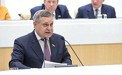 Сенаторы одобрили изменения вФедеральный закон «Овойсках национальной гвардии Российской Федерации»
