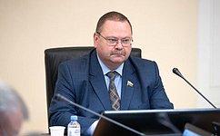 Важно унифицировать все процедуры итребования всфере строительства— О.Мельниченко