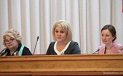 Л.Гумерова: Тема защиты семьи идетства была иостается приоритетной для Совета Федерации