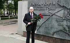 Владимир Круглый: Наши ветераны– это поколение героев. Каждый изних заслуживает внимания ивсеобщего уважения