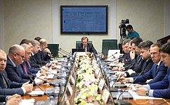 Предложения пореализации Послания Президента ипланы приватизации обсудил Комитет СФ поэкономической политике