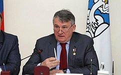 Ю.Воробьев: Вологодский государственный университет укрепит свои позиции повсем направлениям