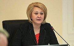 Инициативы Амурской области поразвитию системы профессионального образования поддержаны сенаторами– Л.Гумерова