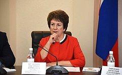 Е. Алтабаева провела личный прием граждан вСевастополе