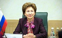 Г. Карелова: Опыт Воронежской области вразвитии социальной сферы полезен для других регионов