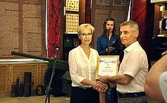 С.Фабричный стал победителем региональной площадки Всероссийской акции «Диктант Победы»