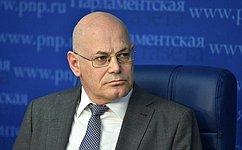 В. Круглый: Вакцинопрофилактика– дело государственной важности