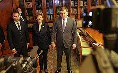 Реализация соглашения осоциально-экономическом развитии Норильска позволит кардинально изменить ситуацию вгороде— Н.Журавлев